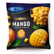 Mango dozreté v Peru na strome v každom obchode